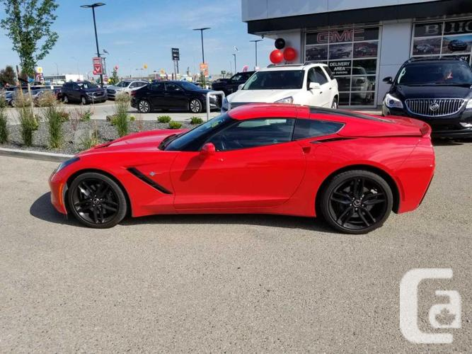Amazing 2014 Corvette Stingray 3LT w/ Z51 Performance