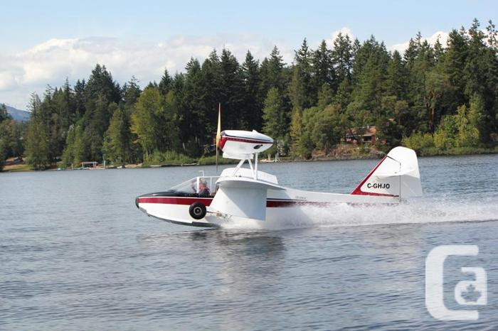 AMPHIBIOUS AIRCRAFT in Shawnigan Lake, British Columbia for sale