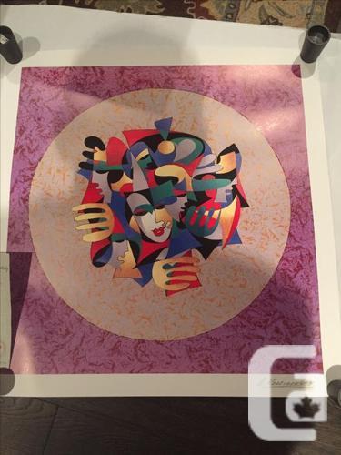 ANATOLE-KRASNYANSKY-Seriolithograph-MUSICAL-SPHERE