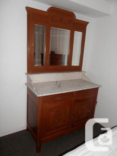 Antique bedroom set from belgium for sale in victoria for Furniture victoria bc