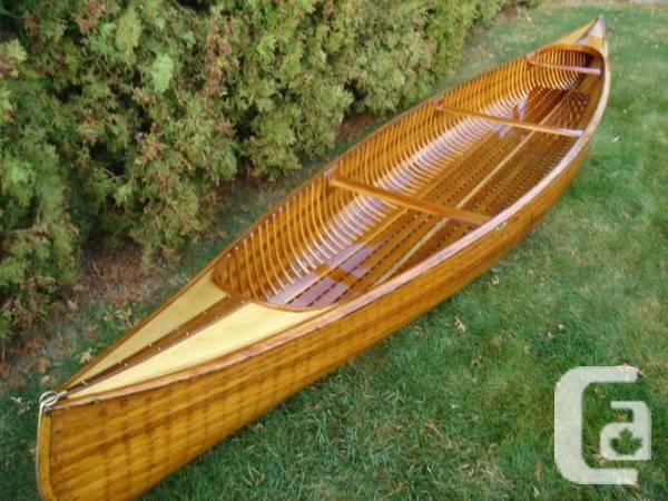 Strip cost Cedar kayak