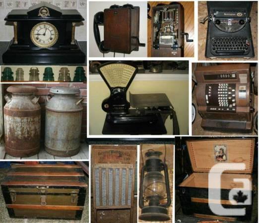 Antique Collection Sale - Vintage Farm Tools - Rustic