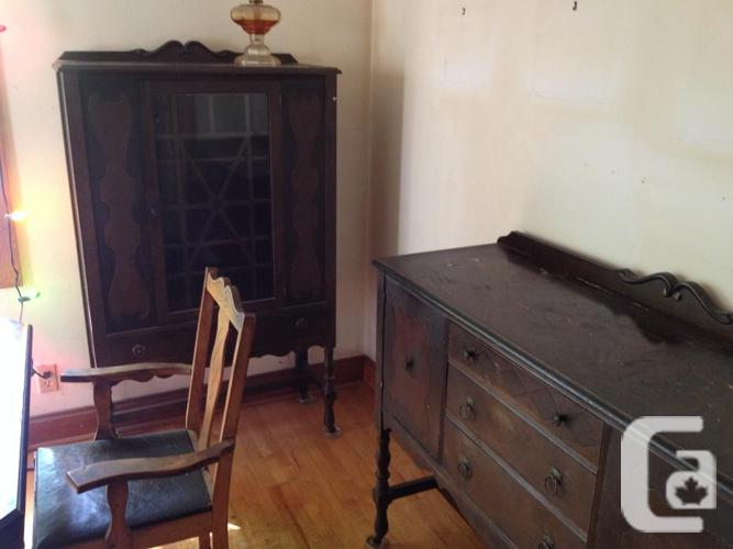 antique dining room set for sale in edmonton alberta classifieds
