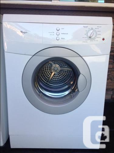 Apartment size stacker washer/dryer in Malahat, British Columbia for ...