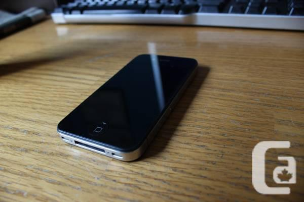 Apple iPhone 4 - 16GB - Black