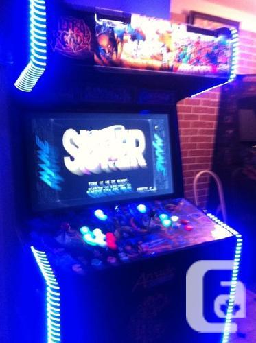 Arcade 10,000 Games Plug N Play, MONTREAL