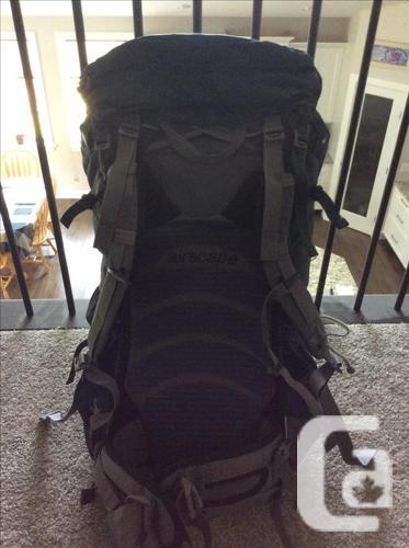 Arkteryx Bora 65 waterproof backpack-Osprey Esther 70