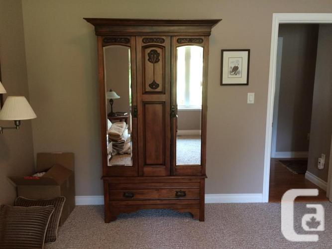 Armoire Closet - Antique from the 30's or 40's
