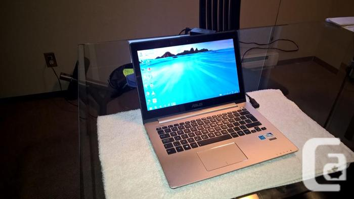 ASUS VIVOBOOK i5 TOUCH SCREEN - FRESH INSTALL , VERY