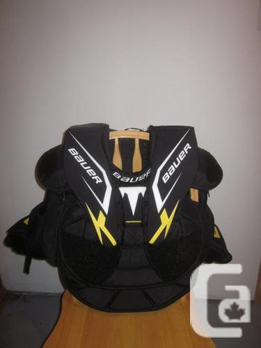 Atom/Peewee Level goalie equipment
