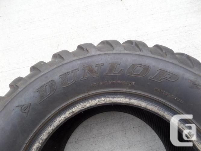 ATV Dunlop AT25 x10 -12 Tires