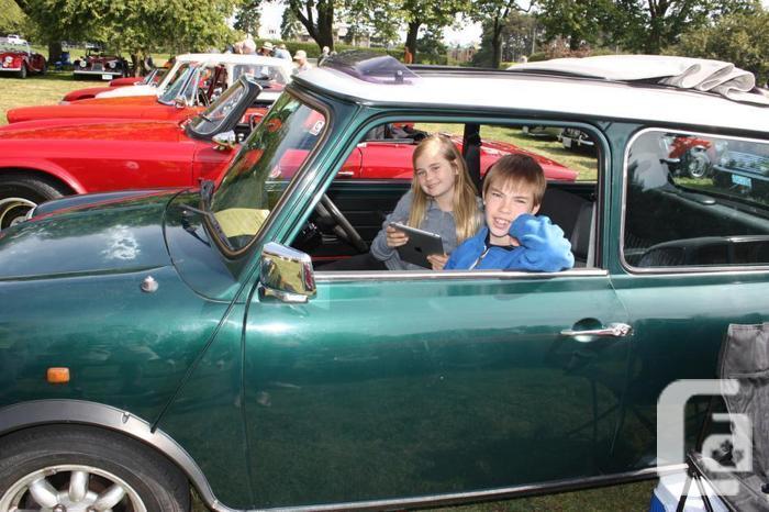 Austin Mini Rover Right Hand Drive Automatic For Sale In Victoria