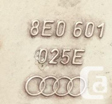"Authentic Audi 17"" Alloy Rims"