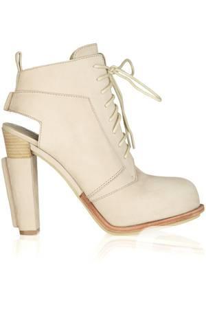 Authentic NEW Alexander Wang Dakota platform shoes -sz