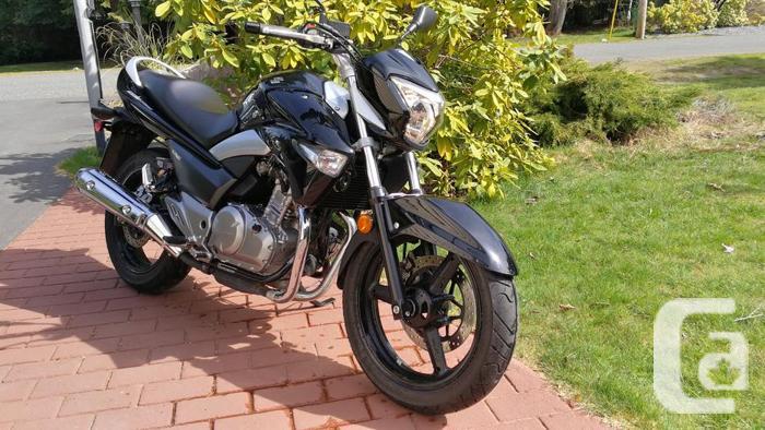 Awesome Starter Bike Suzuki GW250