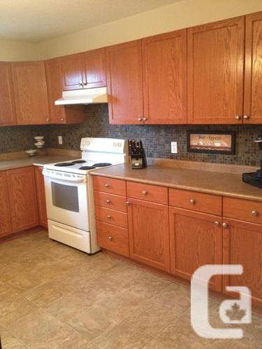 Awesome, well maintained 4 bdrm Home