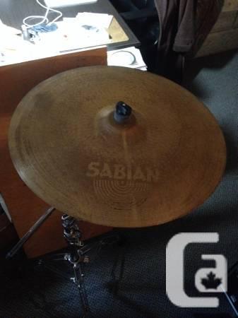 B8 Pro Ride & B8 Crash; Cymbal Stands - $200