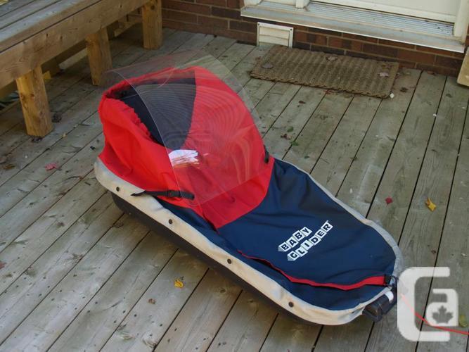 Baby Glider Ski Sled/Pulk