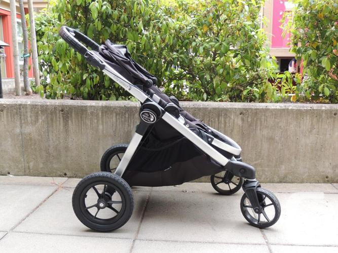 Baby Jogger City Select Black 2015 Model As New For Sale In