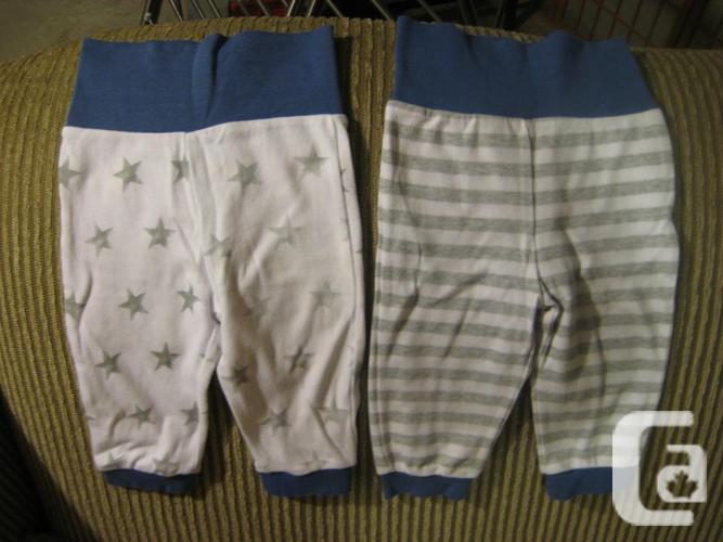 Baby leggins and pants - selection