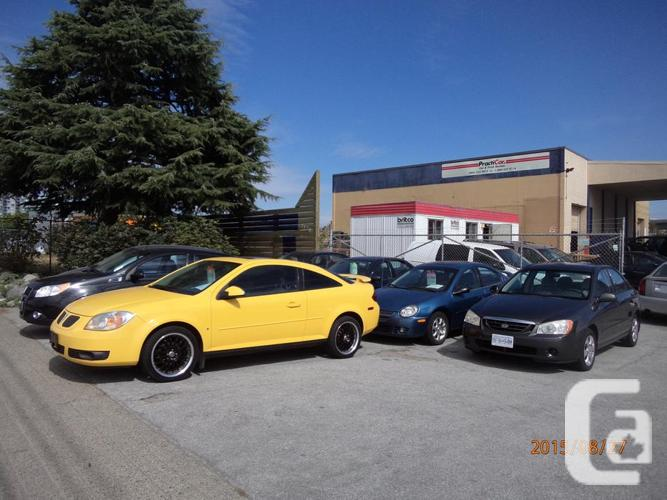 Cars For Sale Richmond Bc
