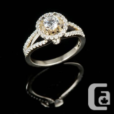 Bague de mariage �l�gante/Delicate & sophisticated