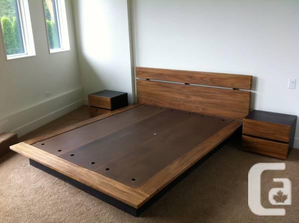 Bamboo Bed Designer - $1800