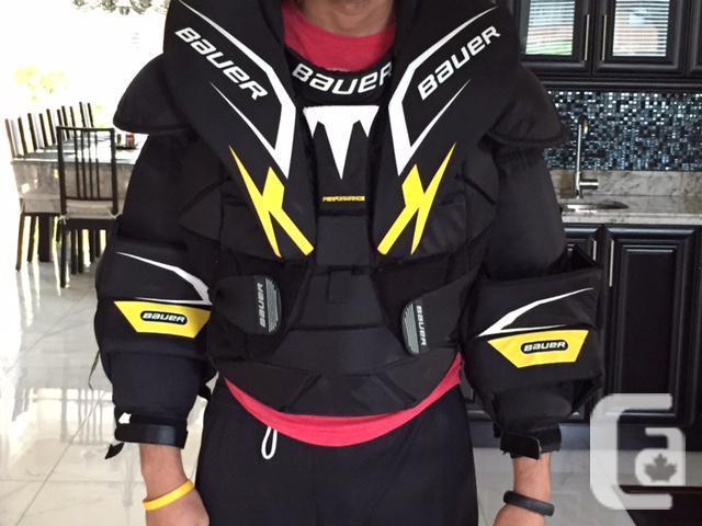 Bauer Performance Goalie Chest & Arm Protector