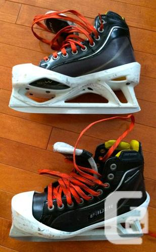 Bauer Supreme One 100 Jr. Target Skate (dimension 5D)