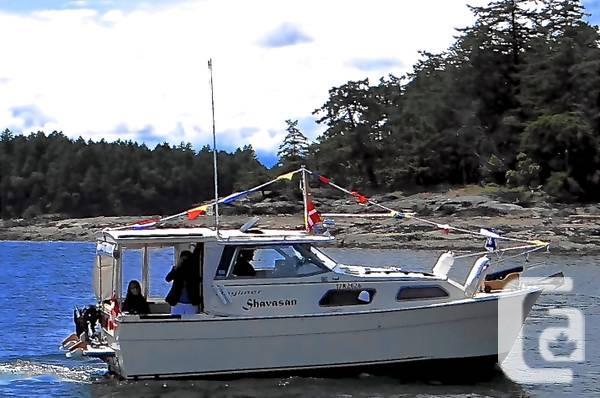 Bayliner Explorer 2270 - $12000