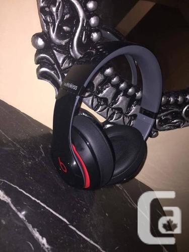 Beats by Dr. Dre Studio2 Wireless Headphones Black