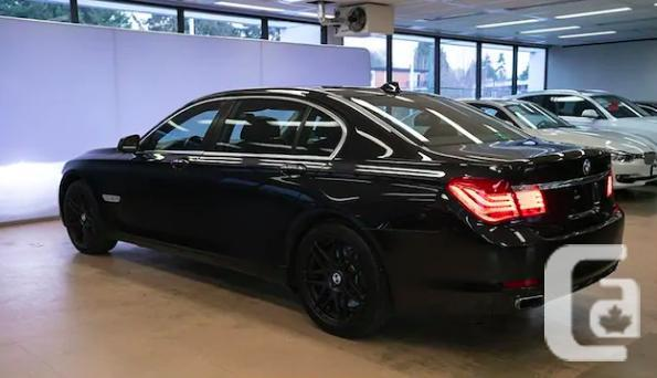 Beautiful 2012 BMW 750i xDrive Sedan