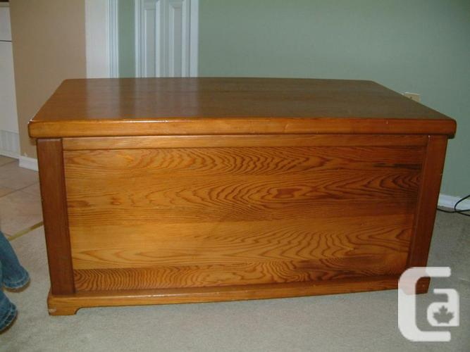 Beautiful Cedar Chest For Sale For Sale In Victoria British Columbia Classifieds