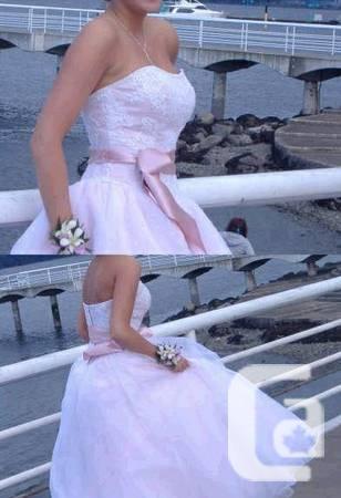 Beautiful, Elegant, Unique Prom Dress - $300