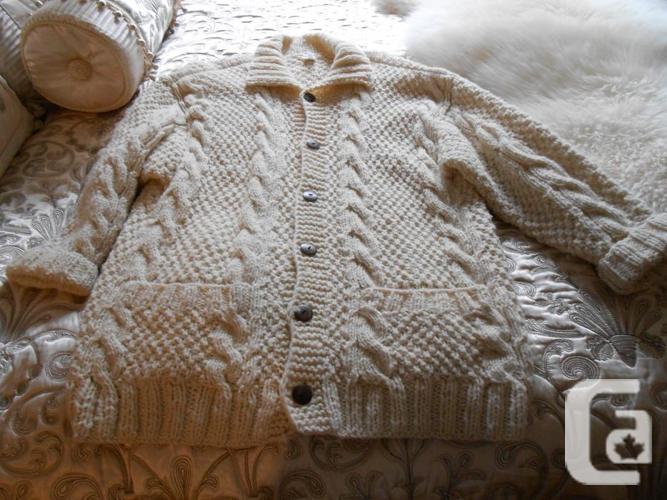 Beautiful wool sweater from