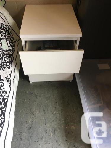 Bedside Drawer- Barely Used