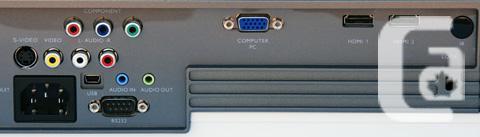 BenQ W600 720P HD Digital Projector