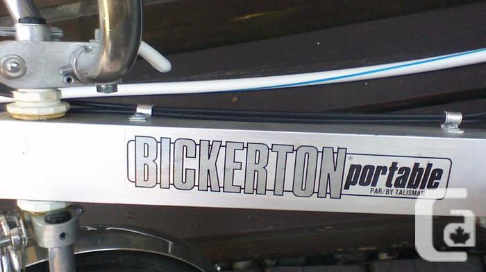 BICKERTON PORTABLE BIKES