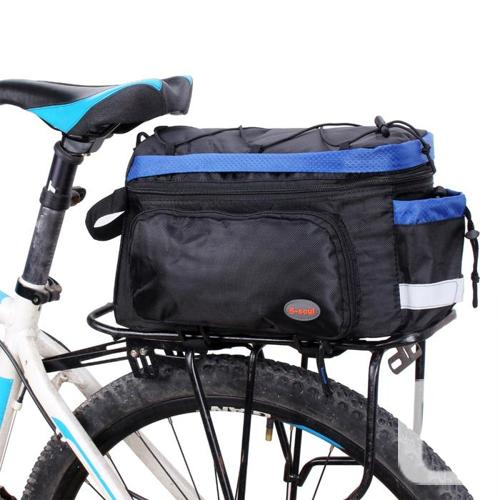 Bicycle Bike Rear Rack Water Resistant Double Pannier
