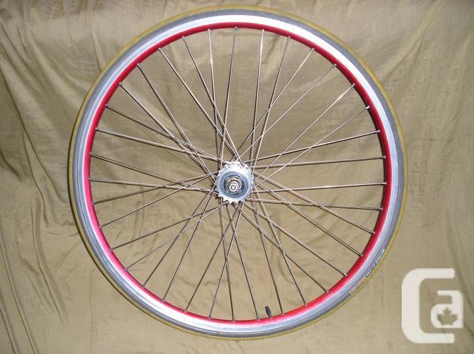 bicycle wheels, Single Speed. Fixie Wheelsets