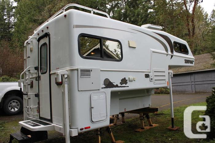 Bigfoot Camper For Short Box For Sale In Mill Bay