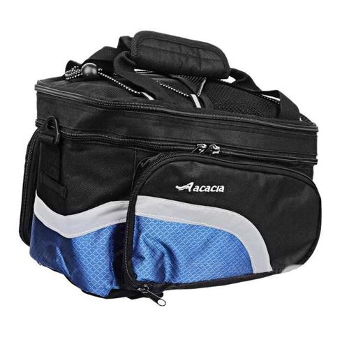 Bike Rear Rack Water Resistant Double Pannier Bag -