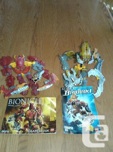 Bionicle Figures