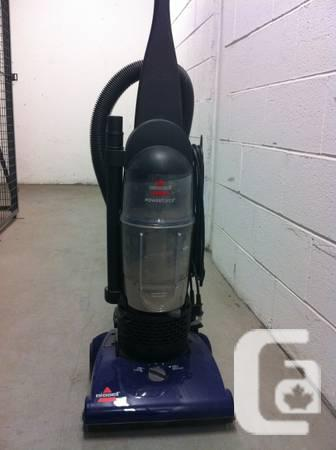 Bissell Upright Bagless Vacuum Cleaner - $20