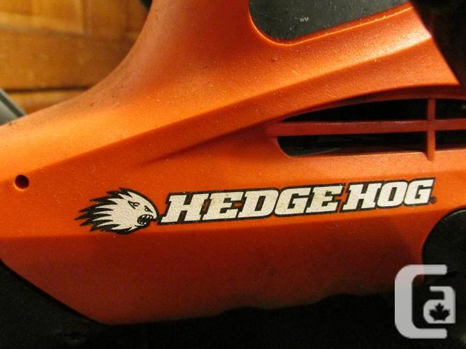 Black & Decker Hedgehog Hedge Trimmer