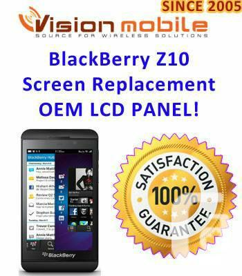 BlackBerry Z10 Screen Repair *** ON THE SPOT REPAIR ***