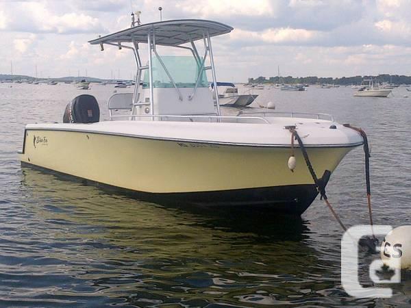 Blue fin 250 pro fish for sale in halifax nova scotia for Blue fin fish