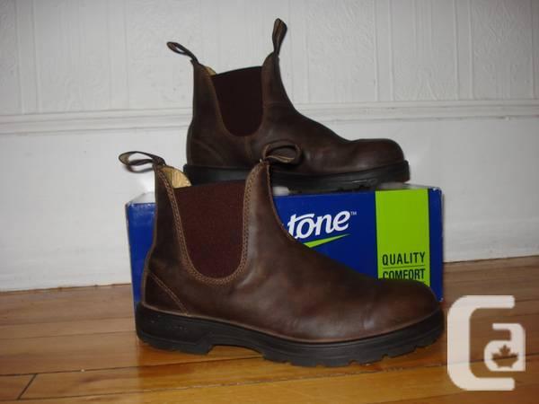 Blundstone 585 Boot Blundstone 585 Rustic Brown
