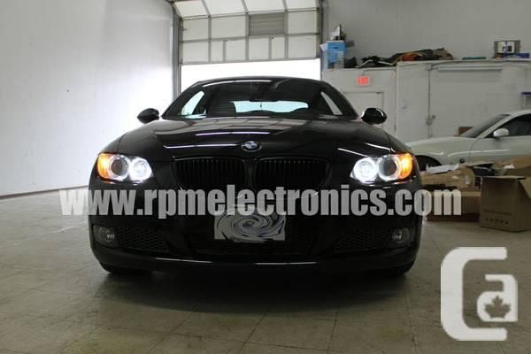 BMW 128i 135i 328i 335i M3 20W & 40W CREE LED Halo