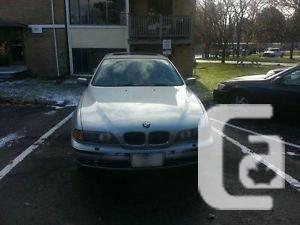 BMW 528i 5-Series for sell - 1st $2000 take it..!!! -